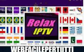 File Sharing: pro relax iptv  app  streaming  tv