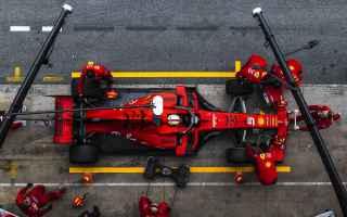 Formula 1: ferrari  formula1  f1  vettel