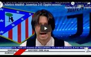 Champions League: juventus juve calcio video tv