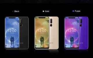Cellulari: smartphone  oukitel