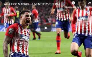 Champions League: juventus juve calcio video pellegatti