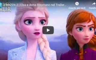Cinema: frozen 2 frozen trailer cinema video