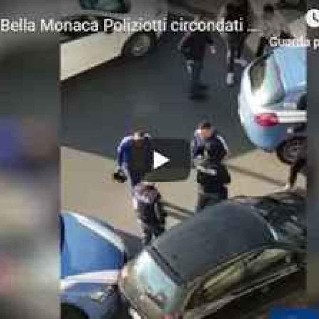 roma video polizia romeni droga