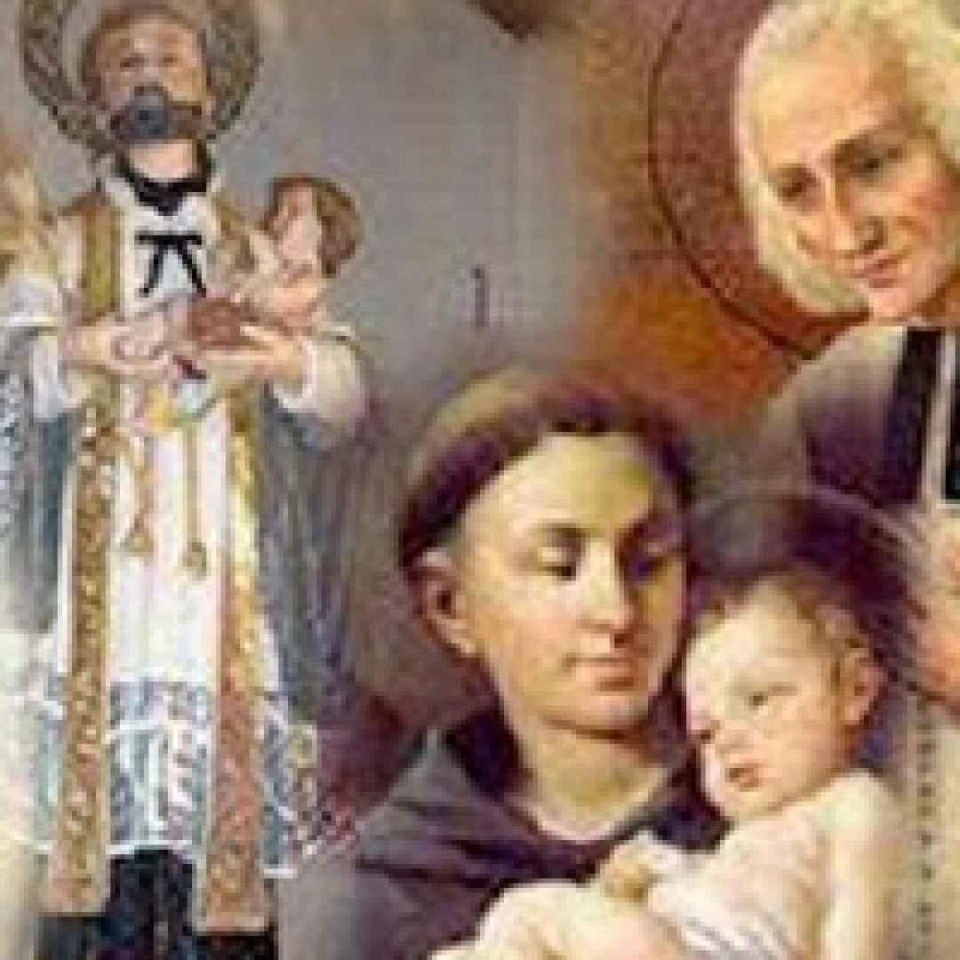 santi oggi  22 febbraio  calendario