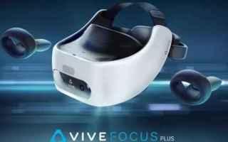 Gadget: htc  realtà virtuale