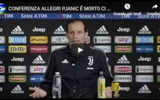Serie A: juventus juve calcio video allegri