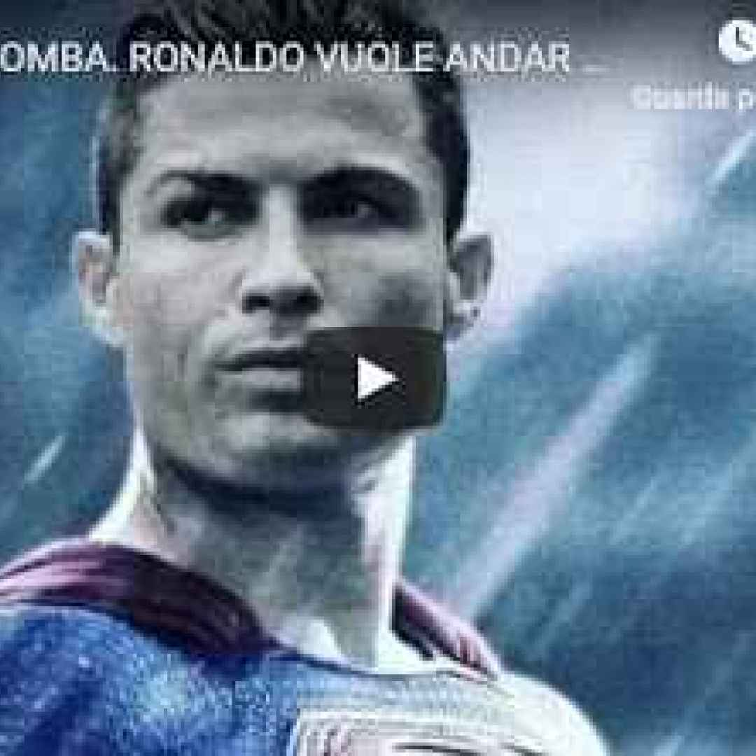 juventus juve calcio video ronaldo