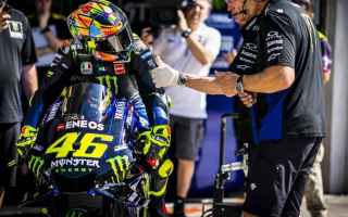 MotoGP: motogp  qatartest  rossi  yamaha