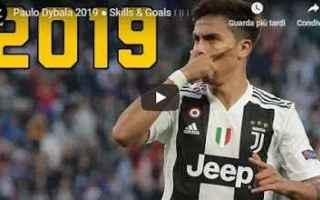 Calciomercato: juventus juve calcio video dybala