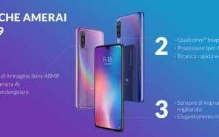 Cellulari: xiaomi mi9  mi9  xiaomi  smartphone  mwc