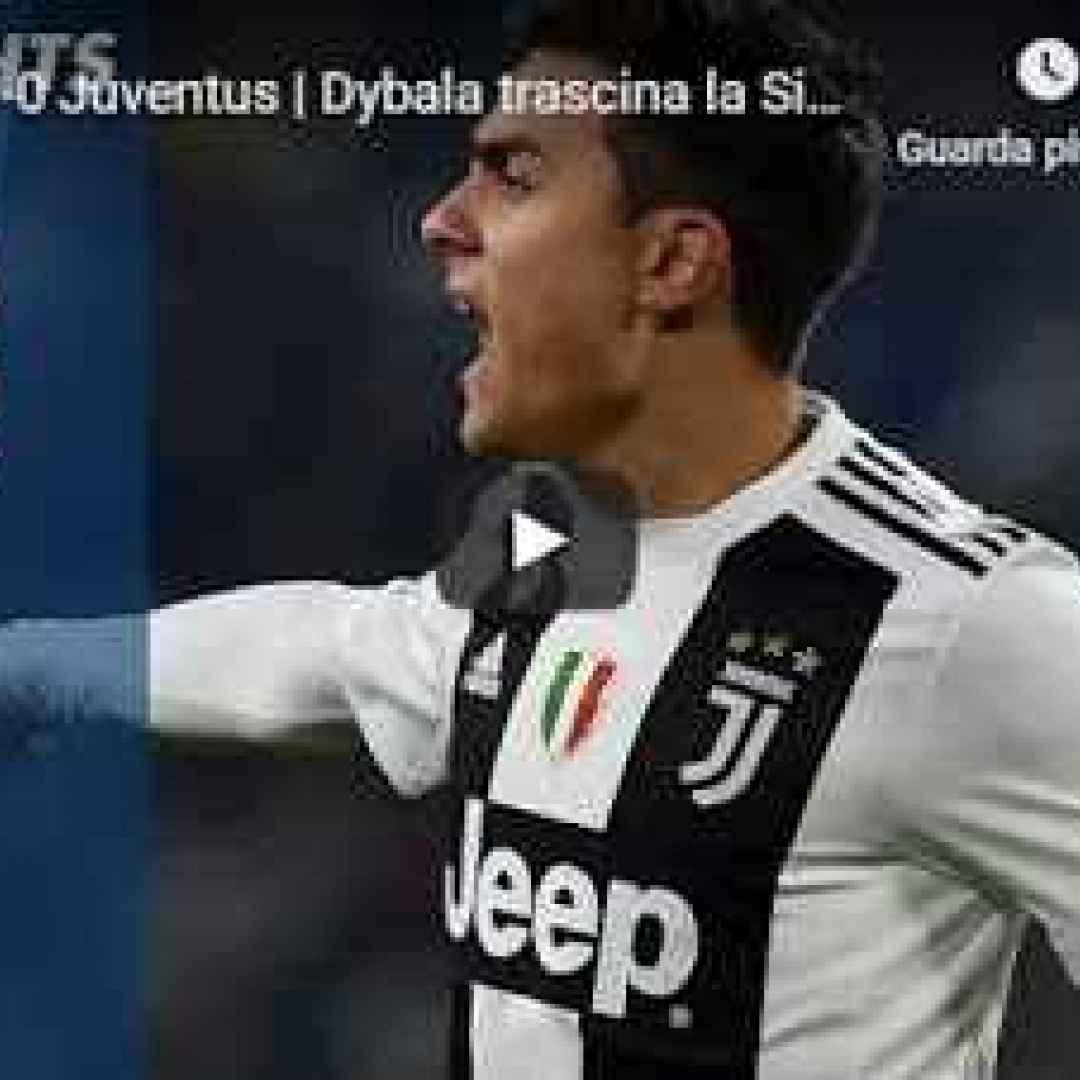 bologna juventus video gol calcio