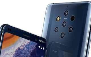 Cellulari: nokia 9 pureview  nokia  smartphone  mwc