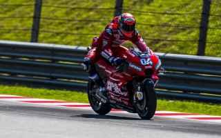 MotoGP: qatartest  motogp  dovizioso  ducati