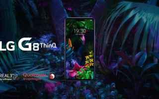 Cellulari: lg g8s thinq  lg g8  lg  mwc  smartphone