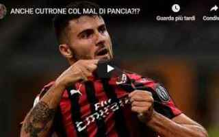 Serie A: milan video pellegatti calcio cutrone