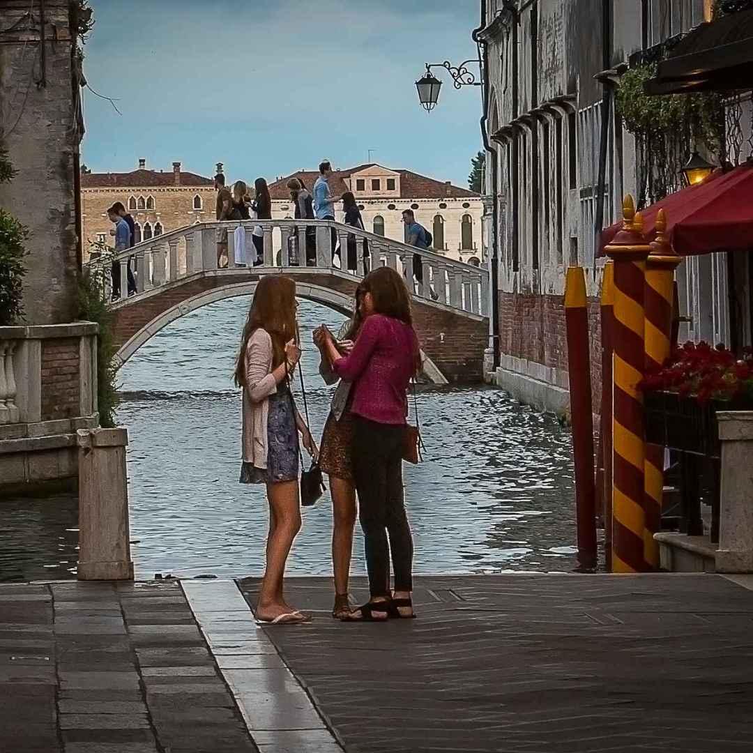 venezia  donne viaggi 8marzo