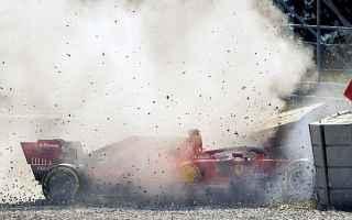 Formula 1: formula 1  ferrari  test  vettel