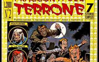 Satira: fumetto  comics  horror  razzismo  terroni