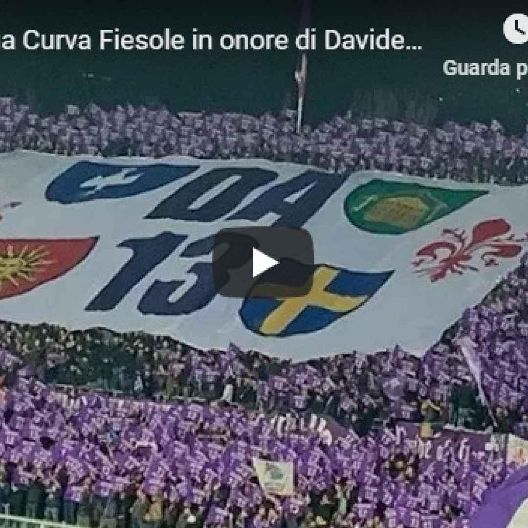 firenze fiorentina video ultras calcio