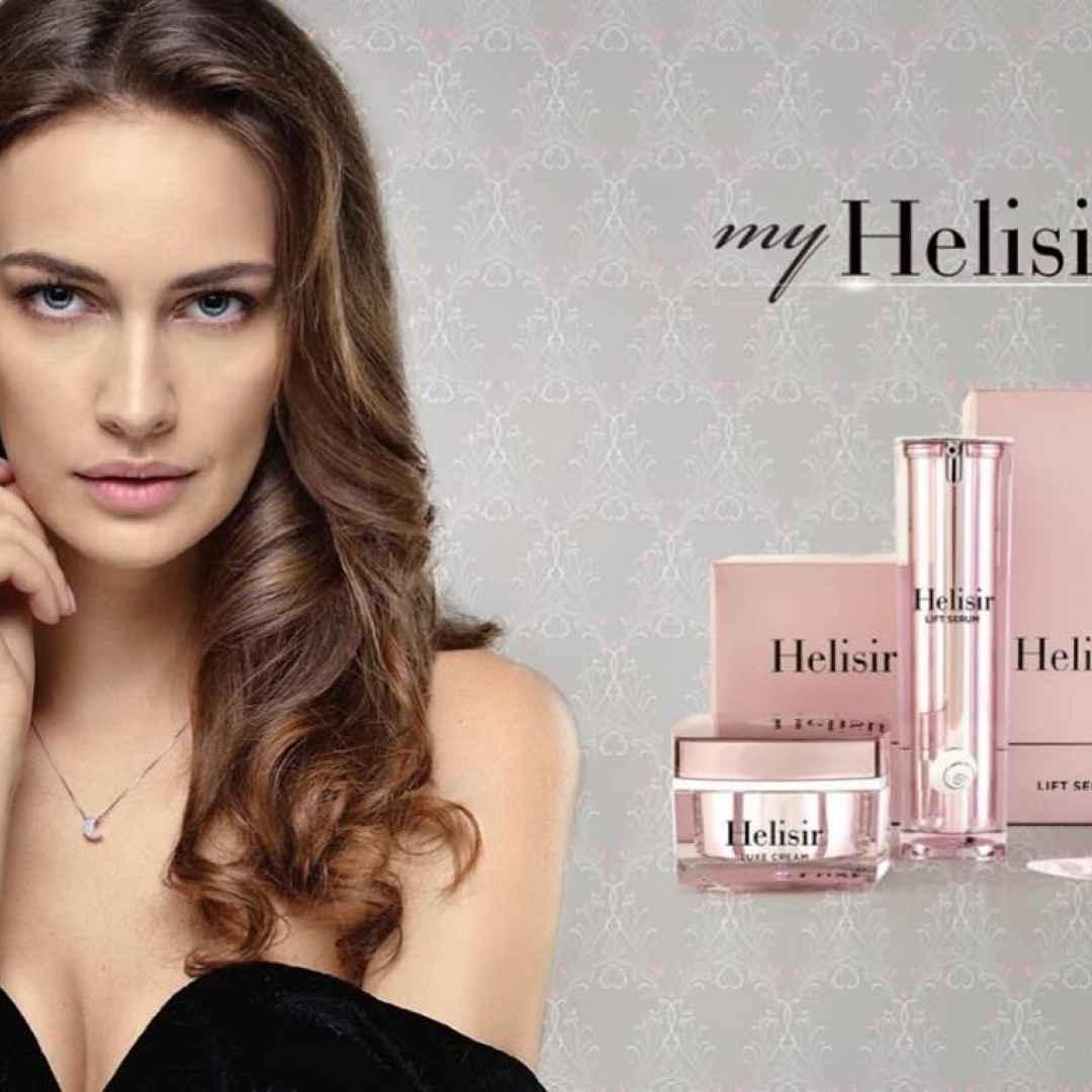 helisir  giovinezza  cosmetica  cosmesi