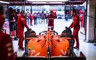 Formula 1: f1  formula1  ferrari  leclerc  f1test