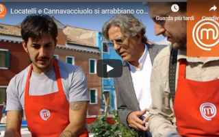 masterchef video tv cucina talent