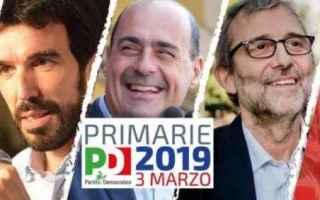 Politica: primari pd