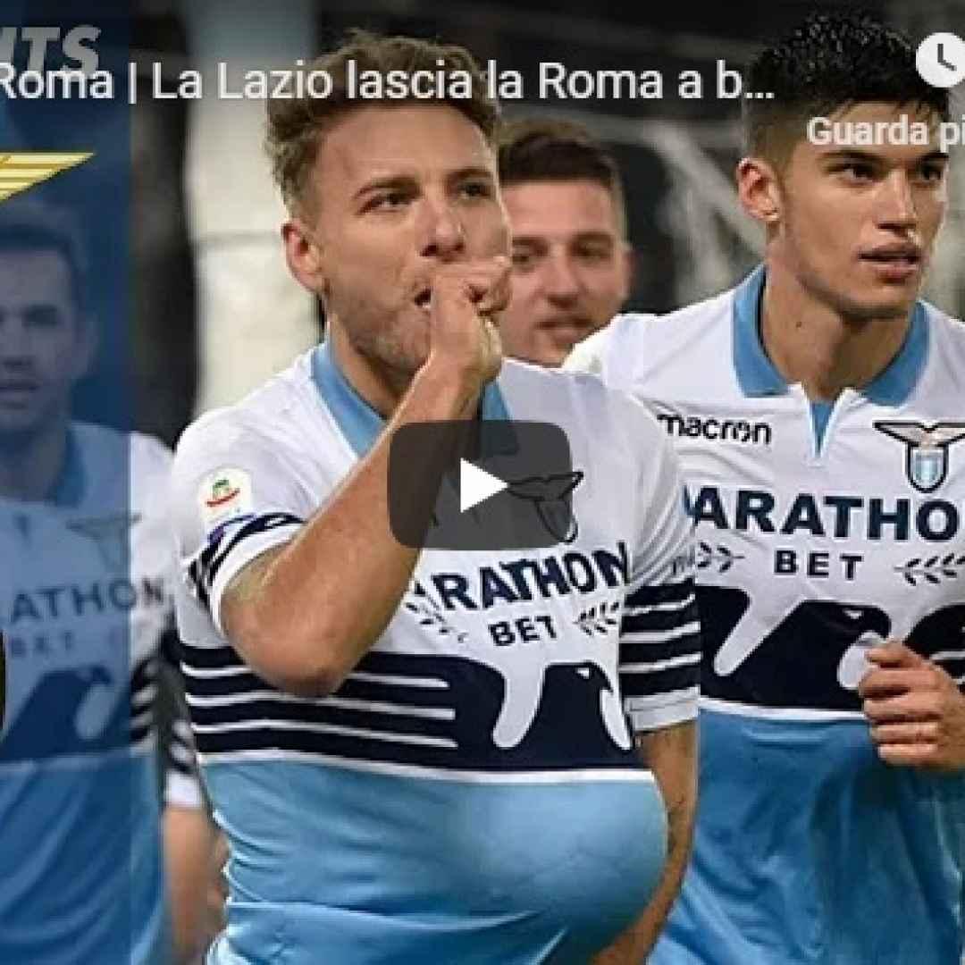 lazio roma video gol calcio