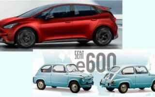 Automobili: auto elettriche  seat