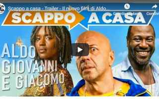 Cinema: film trailer cinema video aldo baglio