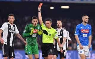 Serie A: napoli  juventus