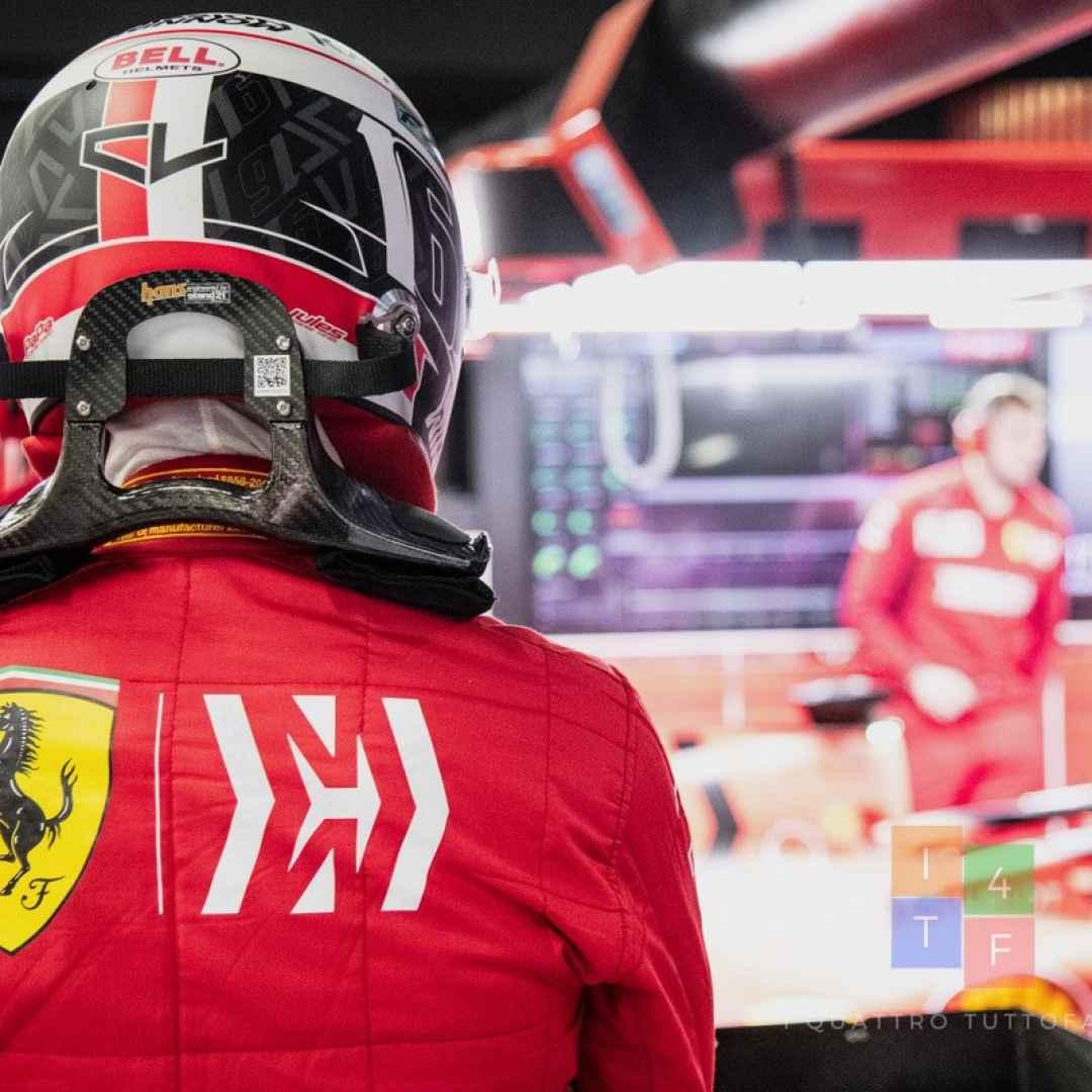f1  formula1  ferrari  mission winnow