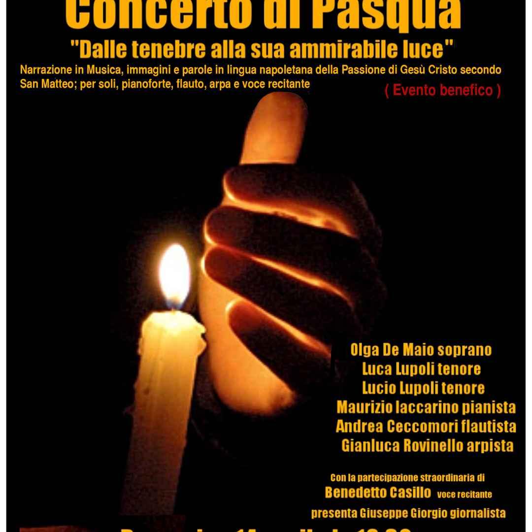 pasqua2019  noipernapoli  concerto  ling