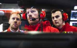 Formula 1: formula1  f1  ferrari  binotto