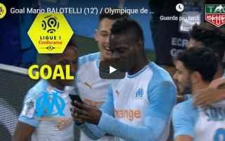 Calcio Estero: balotelli  video  gol  calcio  social
