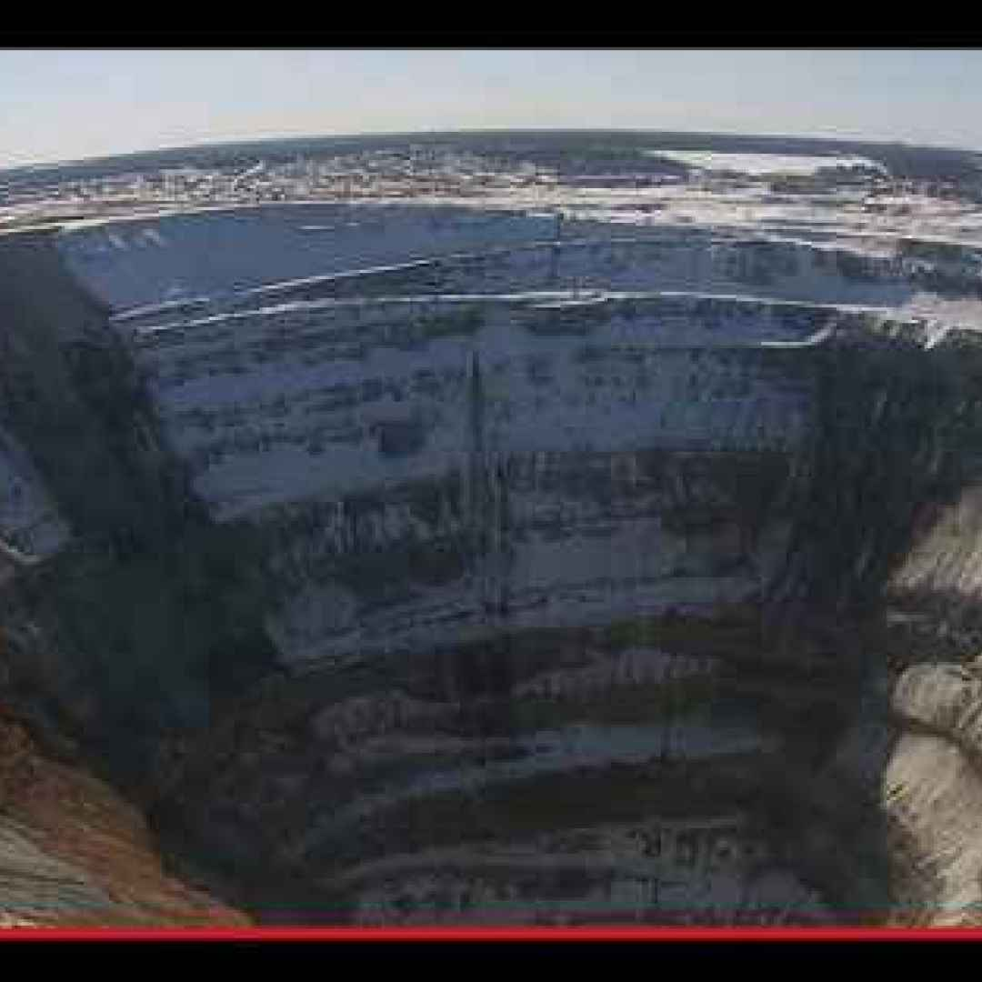 diamanti  miniere  russi  estrazione