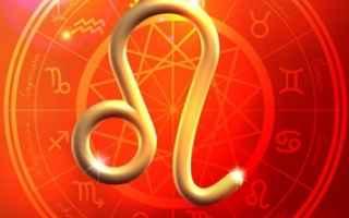 Astrologia: leone  primavera  oroscopo