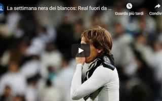 real madrid blancos video calcio madrid