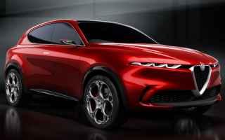 Automobili: alfa romeo  tonale  crossover  hybrid
