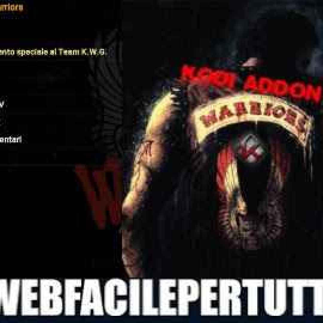 the warriors  kodi  addon  kodi addon