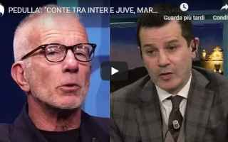 Calcio: conte inter juventus video pedullà