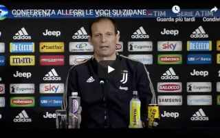 Calcio: juventus juve calcio video allegri