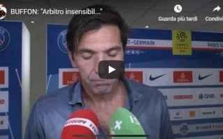 Video divertenti: buffon gli autogol video calcio ridere