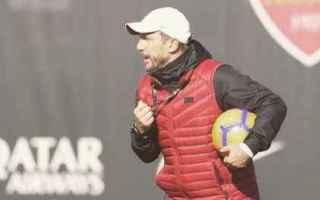 Serie A: roma calcio serie a ranieri di francesco