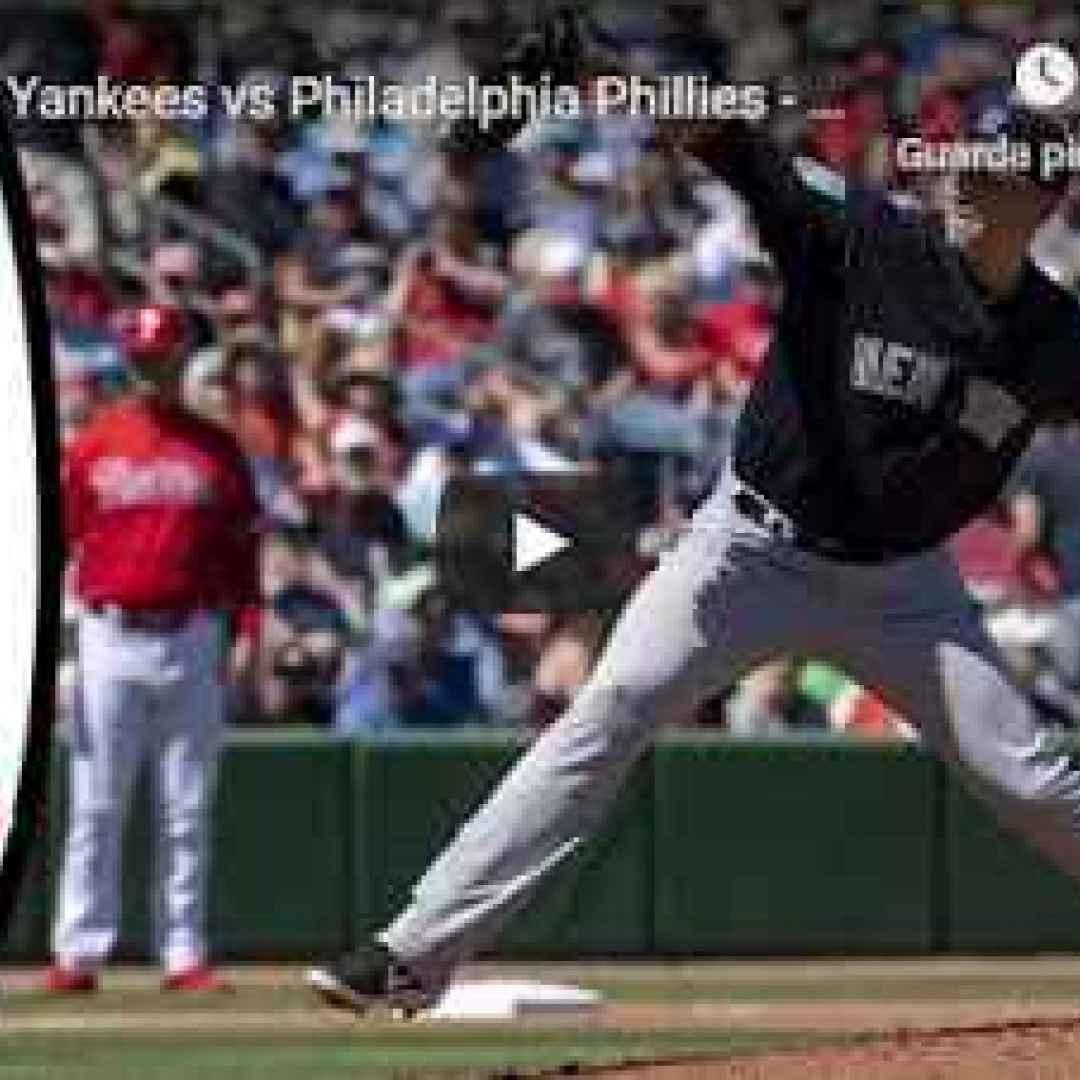 new york yankees video mlb baseball