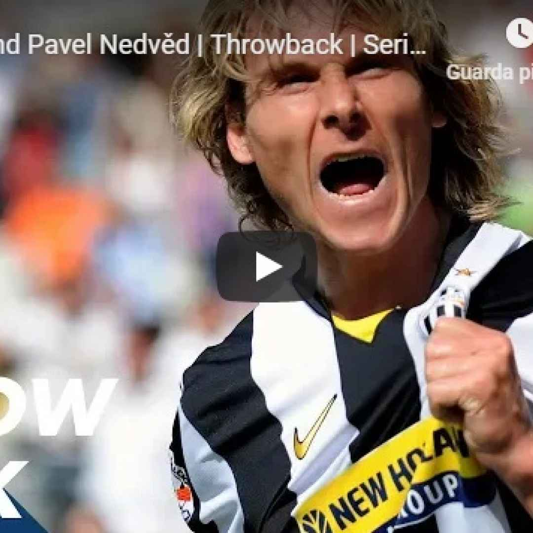The Legend Pavel Nedvěd - VIDEO