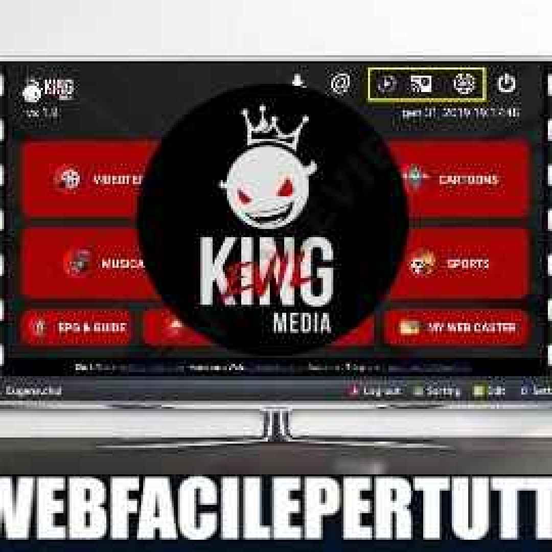 evil king media  smart tv  ekm