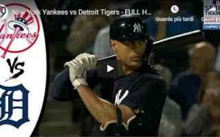 Sport: new york yankees video mlb baseball