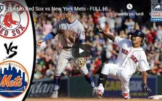 boston new york video mlb baseball