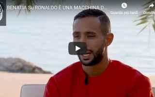 juventus juve calcio video benatia